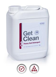 Getinge Clean Heavy Soil Detergent