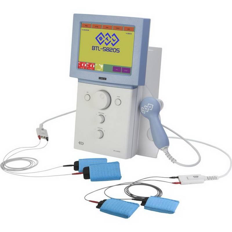 BTL-5000 Electrotherapie și Ultrasunete